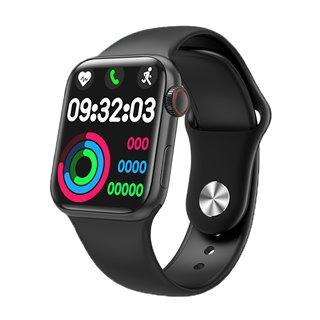 "HIFUTURE smartwatch HITime Mini, 1.57"", IP67, HR & Blood pressure, μαύρο"