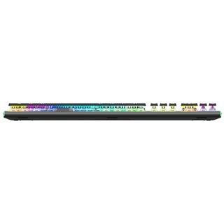 AULA μηχανικό πληκτρολόγιο F2099, RGB, μαύρο-γκρι