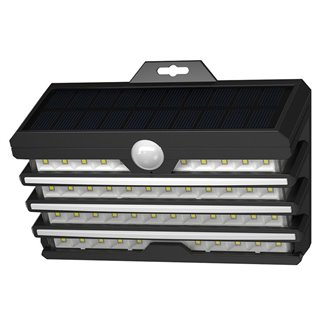 BASEUS LED ηλιακό φωτιστικό DGNEN-C01, 5.1W 260lm, 1800mAh, IP65, μαύρο