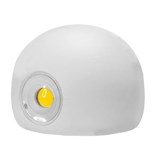 LED φωτιστικό τοίχου 5882, μεταλλικό, 6W, 3000K, λευκό