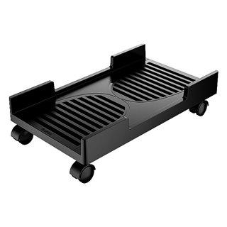 ORICO βάση PC με ρόδες CPB3, πλαστική, μαύρη