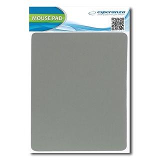 ESPERANZA mouse pad EA145E, 22x18x0.2cm, γκρι