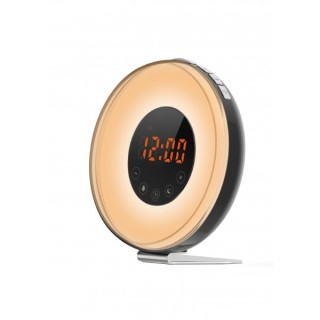 Ρολόι-Ραδιόφωνο Denver Electronics CRL-341 LED Μαύρο