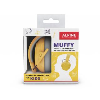 Muffy™ 2.0 ωτοασπίδες για παιδιά, Κίτρινες 111.82.353