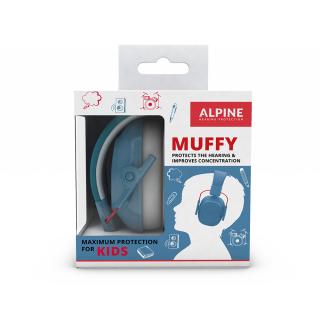 Muffy™ 2.0 ωτοασπίδες για παιδιά, Μπλε 111.82.350