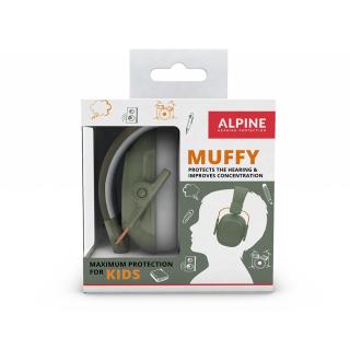 Muffy™ 2.0 ωτοασπίδες για παιδιά, Πράσινες 111.82.354