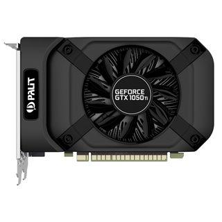 PALIT VGA GeForce 1050 Ti StormX NE5105T018G1-1076F, DDR5 4GB, 128bit