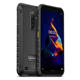 "ULEFONE Smartphone Armor X8, IP68/IP69K, 5.7"", 4/64GB, 5080mAh, μαύρο"