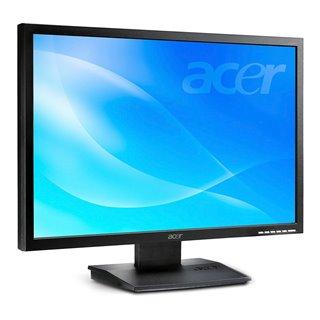 "ACER used Οθόνη V223W LCD, 22"" 1680x1050px, VGA/DVI-D, FQ"