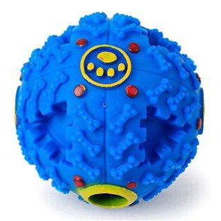 Παιχνίδι μπάλα για κατοικίδια ANM-0008, 10cm, μπλε