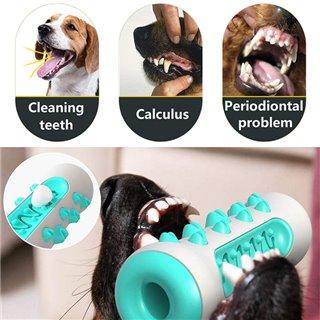 Οδοντόβουρτσα/παιχνίδι σκυλού ANM-0010, turquoise