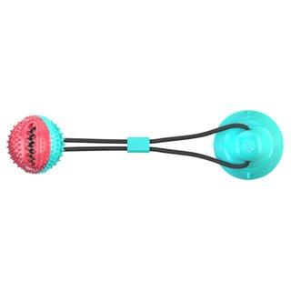 Πολυλειτουργικό παιχνίδι για σκυλιά ANM-0011, turquoise