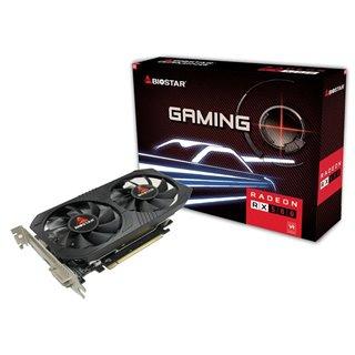 BIOSTAR VGA Radeon RX560 VA5615RF41, DDR5 4GB, 128bit