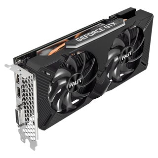 PALIT VGA GeForce GTX 1660 SUPER GP NE6166S018J9-1160A-1, DDR6 6GB