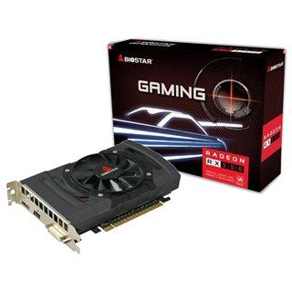 BIOSTAR VGA Radeon RX550 VA5505RF41, DDR5 4GB, 128bit