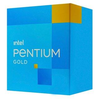 INTEL CPU Pentium Gold G6605, 2 Cores, 4.30GHz, 4MB Cache, LGA1200