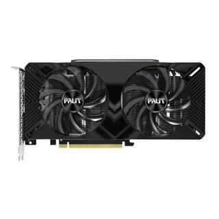 PALIT VGA GeForce GTX 1660 Ti Dual NE6166T018J9-1160C, GDDR6 6GB, 192bit
