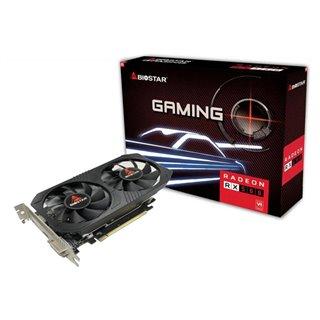 BIOSTAR VGA Radeon RX560 VA5615RF41-SBHRA-BS2, DDR5 4GB, 128bit