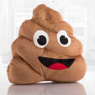 Μαξιλαράκι Emoji Poo