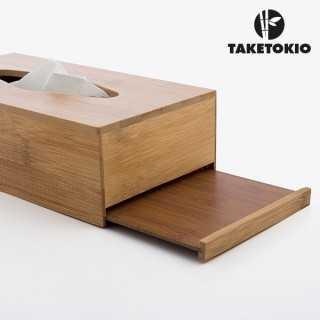 Κουτί από Μπαμπού για Χαρτομάντηλα TakeTokio