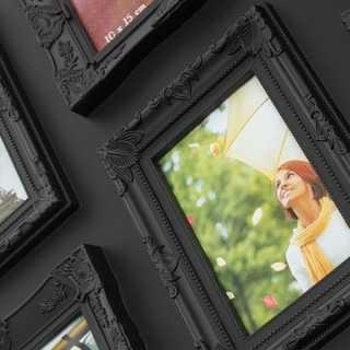 Πολλαπλή Κορνίζα Vintage (4 φωτογραφίες)