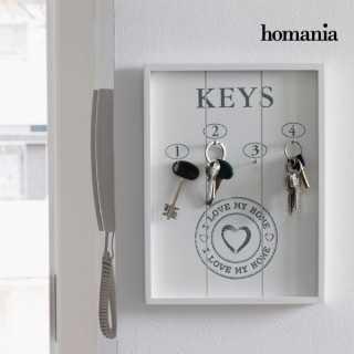 Πίνακας Οργανωτής Κλειδιών I Love My Home by Homania