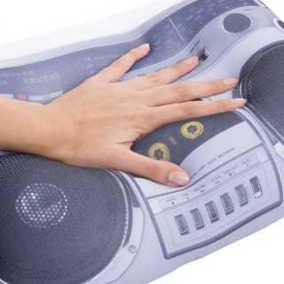 Διακοσμητικό Μαξιλάρι Αντιστρές Radio Retro