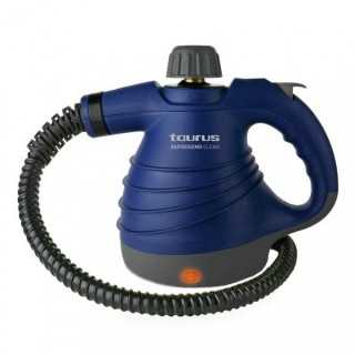 Σκούπα Ατμοκαθαριστής Taurus Rapidissimo Clean New 3 bar 0,350 L 1050W Μπλε