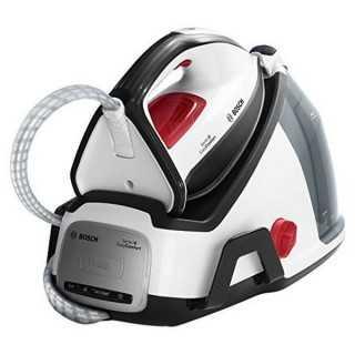 Σίδερο Παραγωγής Ατμού BOSCH TDS6040 6 EasyComfort 1,5 L 5,8 bar 2400W Μαύρο Λευκό