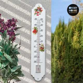 Περιβαλλοντικό Θερμόμετρο Garden Oh My Home