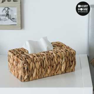 Κουτί για Χαρτομάντιλα από Φύλλο Καλαμποκιού Oh My Home