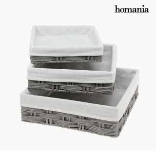 Σετ καλαθιών Homania 3029 (3 pcs)
