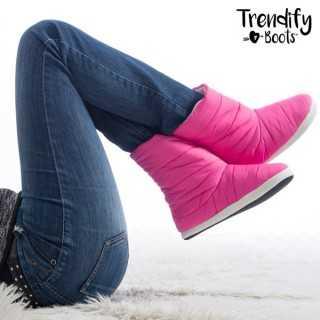 Μπότες για Μέσα στο Σπίτι Trendify Boots