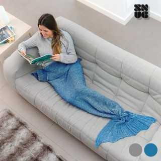 Κουβέρτα Γοργόνα Snug Snug One Mermaid