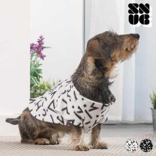 Κουβέρτα με Μανίκια για Σκύλους Symbols Snug Snug One Doggy