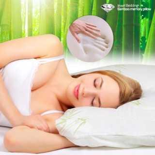 Μαξιλάρι με Αφρό Μνήμης Bamboo Jewel Bedding