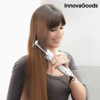 Ηλεκτρική Βούρτσα Ισιώματος Μαλλιών InnovaGoods 25W