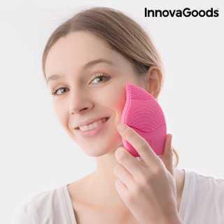 Επαναφορτιζόμενη Συσκευή Μασάζ Καθαρισμού Προσώπου InnovaGoods