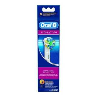 Ανταλλακτικό Ηλεκτρικής Οδοντόβουρτσας Oral-B Floss Action