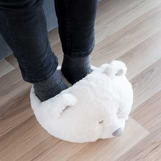 Θερμοφόρα Ποδιών Πολική Αρκούδα Fashinalizer