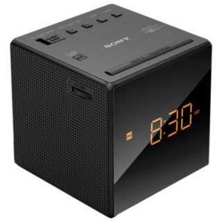 Ρολόι-Ραδιόφωνο Sony ICFC1B Μαύρο