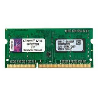 Μνήμη RAM Kingston IMEMD30096 KVR16S11S8/4
