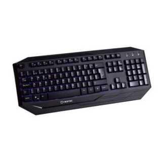 Πληκτρολόγιο Παιχνιδιού Hiditec GK200 GKE010000 Μαύρο
