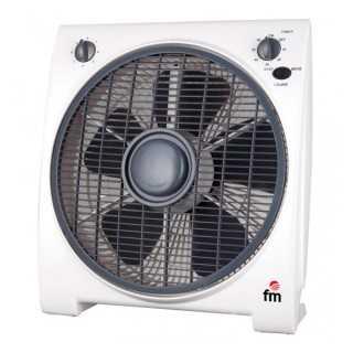 Ανεμιστήρας Δαπέδου Grupo FM BF4 45W Λευκό