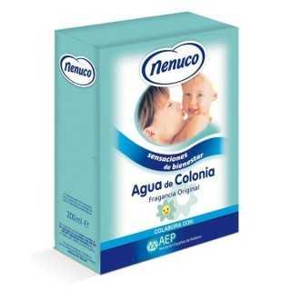 Κολόνια για το Μωρό με Πρωτότυπο Άρωμα Κρυστάλλινο Nenuco 200 ml