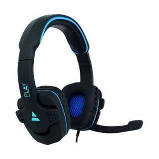 Ακουστικά με Μικρόφωνο για Gaming Ewent PL3320