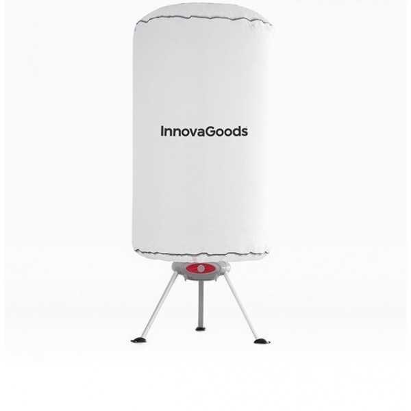 Φορητό Στεγνωτήριο Ρούχων InnovaGoods 1000W Λευκό