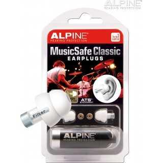 ALPINE MusicSafe Classic® ωτοασπίδες για μουσικούς