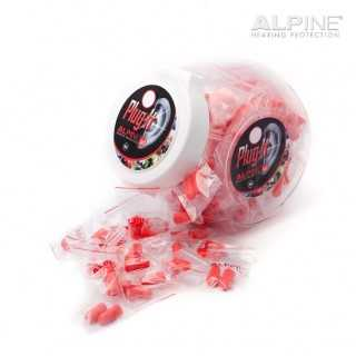 ALPINE Plug-It 100® ωτοασπίδες σφουγγαράκια μιας χρήσης 111.42.200