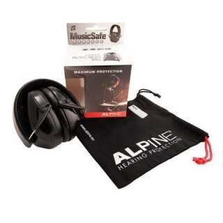 ALPINE MusicSafe Earmuff ωτοασπίδες για drummers